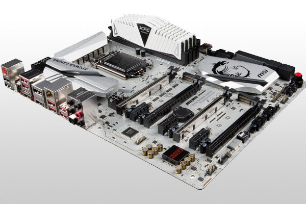 MSI Z170A XPOWER GAMING TITANIUM reaches DDR4 4605MHz clock speed